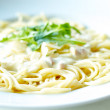 Pasta carbonara 2 — Stock Photo