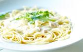Pasta carbonara 2 — Stock Photo