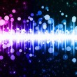 Sound Wave — Stockfoto
