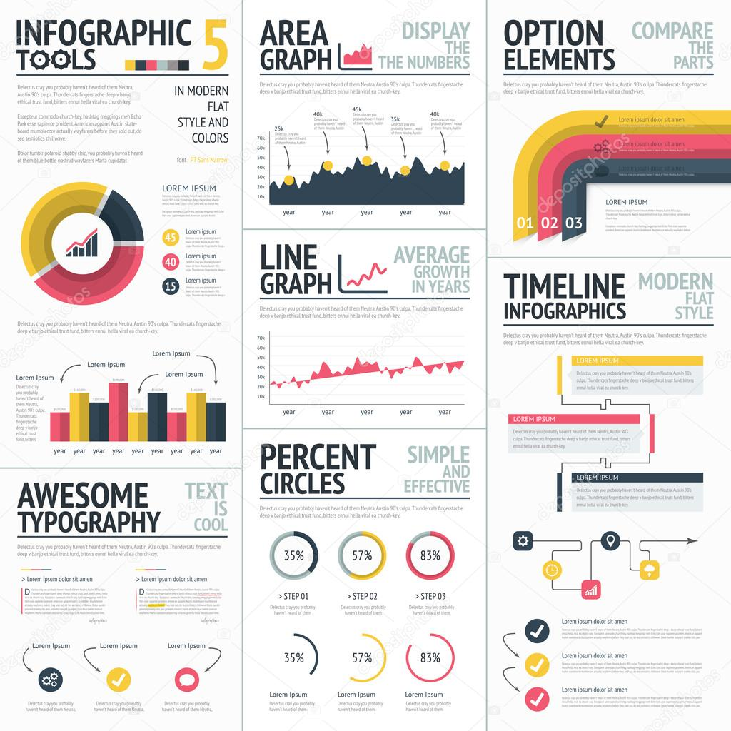 Awesome infographic websites