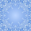 Royalty-Free Stock Vektorfiler: Background with lace ornament