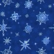 Royalty-Free Stock Vektorfiler: Winter, christmas, new year pattern with snowflakes