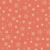 Seamless pattern with stylized stars — Stockvektor