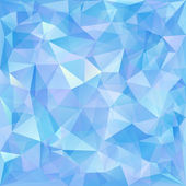 Geometric pattern, triangles background. — ストックベクタ