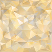 Geometric pattern, triangles background. — Stockvektor