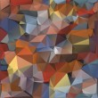 Geometric pattern, triangles background. — Grafika wektorowa