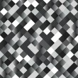 Wektor stockowy : Seamless background with shiny silver squares