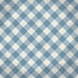 Stockvektor : Grunge checkered background
