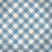 Grunge checkered background — Stockvektor