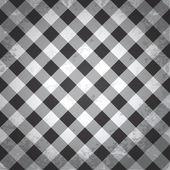 клетчатый гранж-фон — Cтоковый вектор
