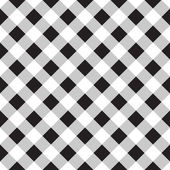 Seamless checkered background — Stock Vector