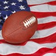 Football in America - Foto de Stock  