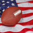 Football in America - Stock Photo