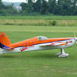 Stock Photo: Radio control plane taking off