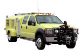 Emergency vehicle — Stock Photo