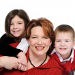 Mother and children — Stock Photo #12884153