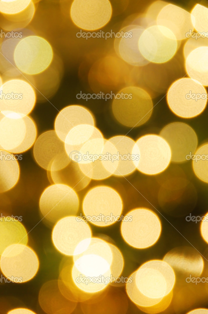 Lights out of focus — Stockfoto #12884011