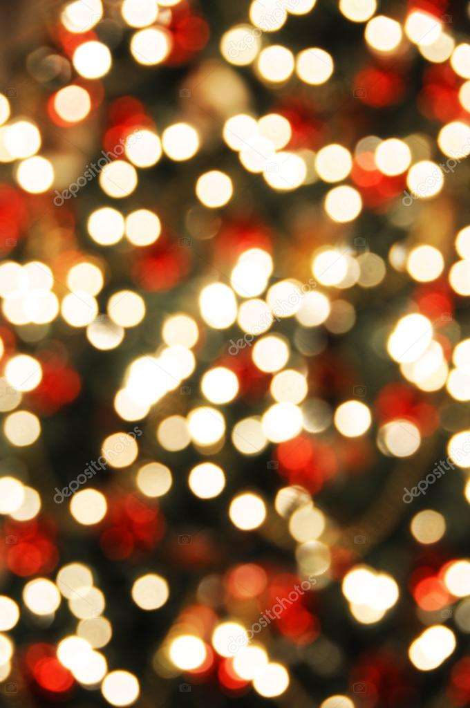 Lights out of focus  — Stock Photo #12884142