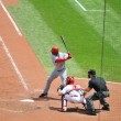 Stock Photo: Ken Griffey Jr. at plate