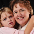 Mother and daughter — Stock Photo #13566069