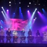 Drummer Boy Concert — Stock Photo