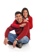 Couple d'âge mûr — Photo