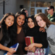 Group of Diverse Students — Foto de Stock