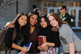 Group of Diverse Students — Stock Photo
