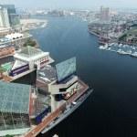 Baltimore Harbor — Stock Photo #14573657