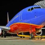 Saint Louis, Missouri, USA-December 01, 2009: A Southwest Airlin — Stock Photo