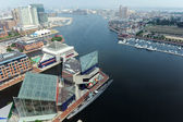 Baltimore Harbor — Stock Photo