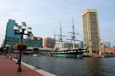 Baltimore Harbor — Stock Photo