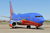 Saint Louis, Missouri, USA-April 05, 2011: A Southwest Airlines — Stock Photo