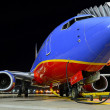 Stock Photo: Southwest Airlines Airplane