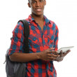 Young black student — Stock Photo #29234157