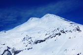 красивый вид горы — Стоковое фото