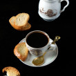 Coffee and biscuit - Photo