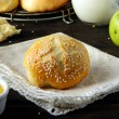 Rolls honey - Apple — Foto de Stock