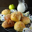 Rolls honey - Apple — Stockfoto #13662815