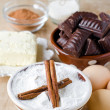 Ingredients for baking — Stock Photo #22958378