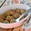 Stock Photo: Meatballs