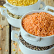 Lentil mix — Stock Photo