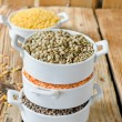 Lentil mix — Stock Photo #39655665