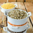 Lentil mix — Stock Photo #39655763
