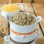 Lentil mix — Stock Photo #39655763