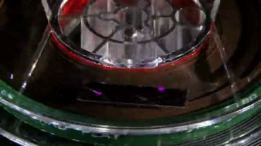 Magnetic tape — Stock Video