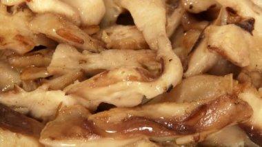 Food, Shiitake mushrooms — Stock Video