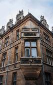 Cambridge UK City centre Stone buildings — Stock Photo