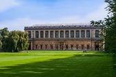 Trinity college University of Cambridge — Stock Photo