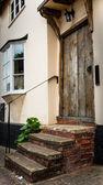 Timber cottage of Lavenham, England, Suffolk, UK — Stock Photo